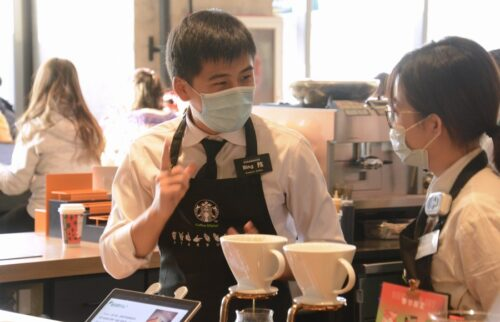 Beijing's Silent Cafe Makes Hearing-Impaired Baristas Easy on the Ear