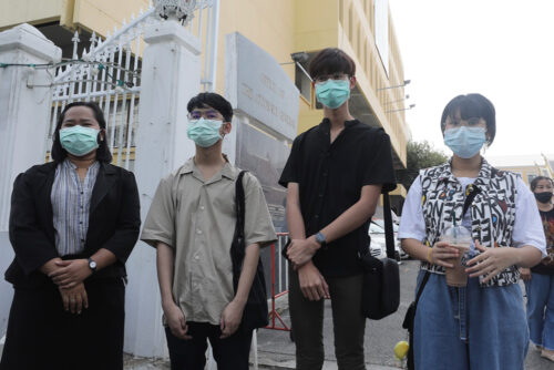 3 High School Activists Indicted for Staging Anti-Gov't Rally